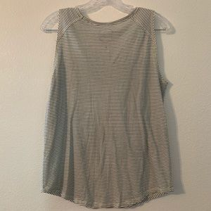 Lucky Brand Tops - Lucky Brand Namaste striped tank top